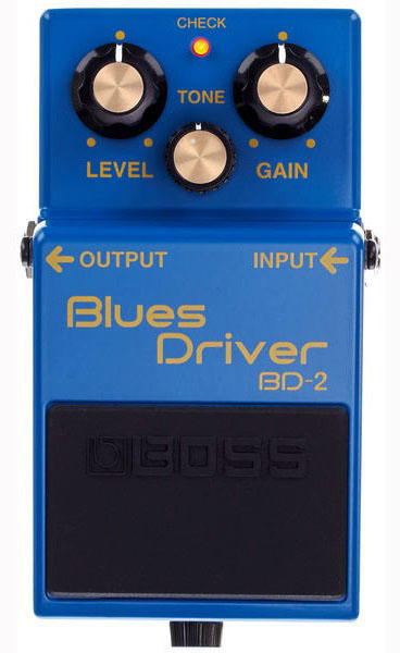 BOSS BD-2 Blues Driver Πετάλι